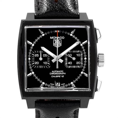 Photo of Tag Heuer Monaco Limited Edition Chronograph Mens Watch CAW211M