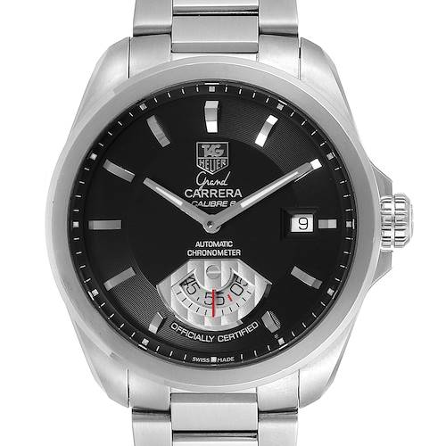 Photo of Tag Heuer Carrera Black Dial Automatic Mens Watch WAV511A