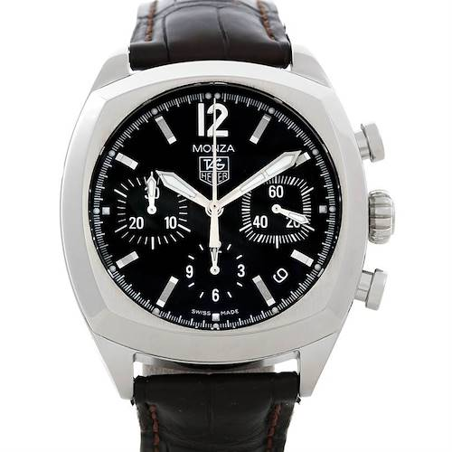 Photo of Tag Heuer Monza Chronograph Automatic Mens Watch CR2113-0