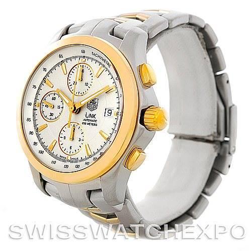 Tag Heuer Link Automatic Men's Watch CJF2150 SwissWatchExpo