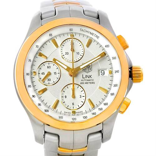 Photo of Tag Heuer Link Automatic Men's Watch CJF2150