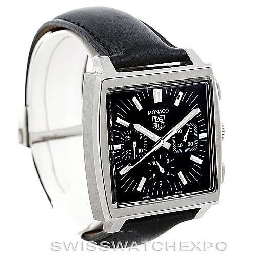 Tag Heuer Monaco Automatic Mens Watch CW2111 SwissWatchExpo