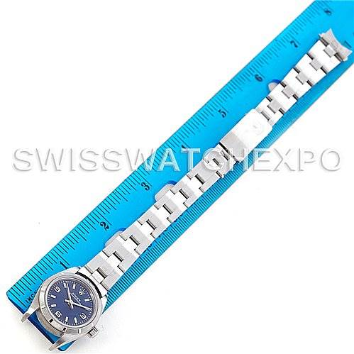 5573 Rolex Oyster Perpetual Ladies Steel Watch 76030 SwissWatchExpo