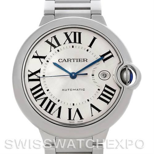 Photo of Cartier Ballon Bleu Steel Men's Watch W69012Z4