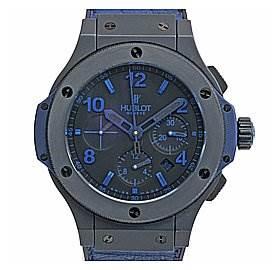 Photo of Hublot Big Bang All Black Blu Limited Eddition 263/500 Watch