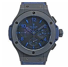 Photo of Hublot Big Bang All Black Blu Limited Eddition 263/500 Watch