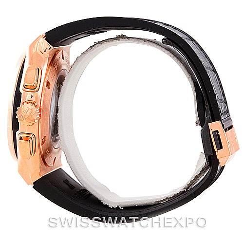 6703P Hublot Classic Fusion Chronograph 18K Rose Gold Watch 521.OX.2610.LR SwissWatchExpo