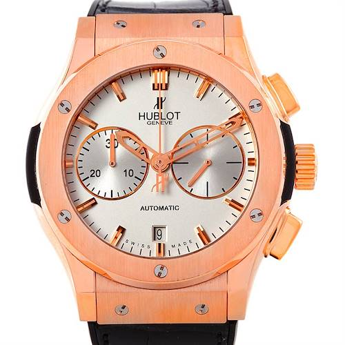 Photo of Hublot Classic Fusion Chronograph 18K Rose Gold Watch 521.OX.2610.LR