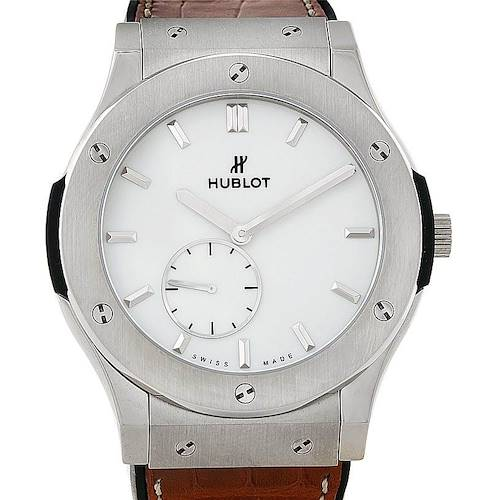 Photo of Hublot Classic Fusion Classico Ultra Thin 45mm Watch 515.nX.2210.LR