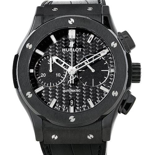 Photo of Hublot Classic Fusion Chronograph Black Magic 45mm 521.CM.1770.RX