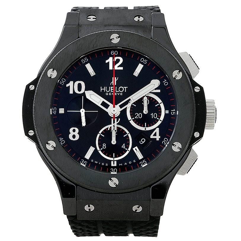 Hublot Big Bang Black Magic Mens Watch 301.CX.130.RX SwissWatchExpo