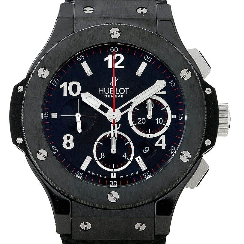8433P Hublot Big Bang Black Magic Mens Watch 301.CX.130.RX SwissWatchExpo