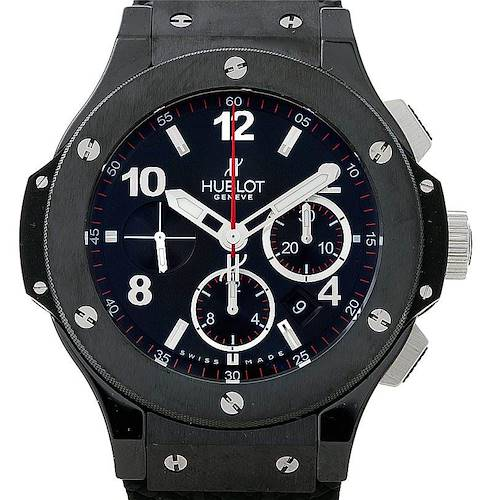 Photo of Hublot Big Bang Black Magic Mens Watch 301.CX.130.RX