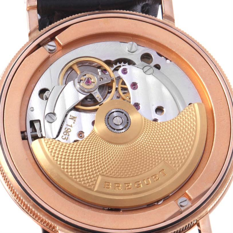 12227P Breguet Classique 250th Anniversary Regulator 18K Rose Gold Watch 1747 SwissWatchExpo