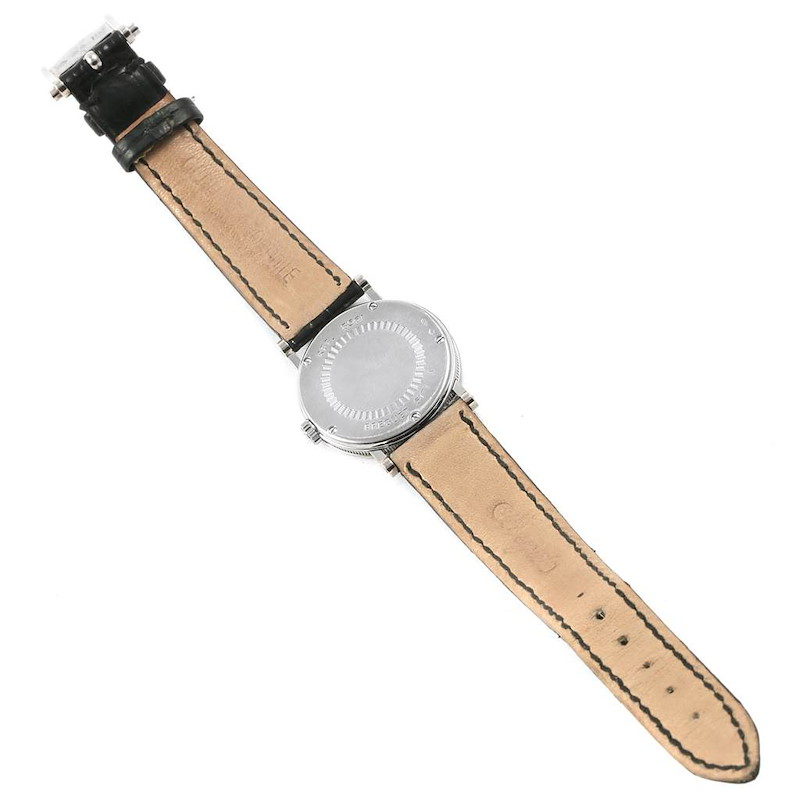 Breguet Classique 18K White Gold Diamond Ladies Watch 8561 SwissWatchExpo