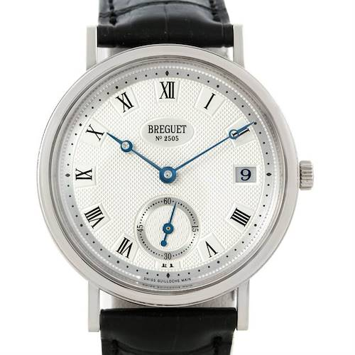 Photo of Breguet Classique 18K White Gold Automatic Mens Watch 5920bb/15/984