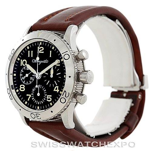 6882 Breguet Type XX Aeronavale Automatic Mens Watch 3800ST/92/9W6 SwissWatchExpo