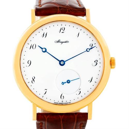 Photo of Breguet Classique 18kt Yellow Gold Automatic Mens Watch 5140ba/29/9w6