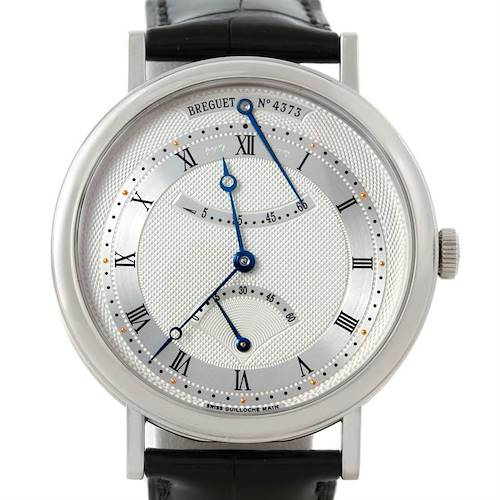 Photo of Breguet Classique 18K White Gold Mens Watch 5207BB129V6