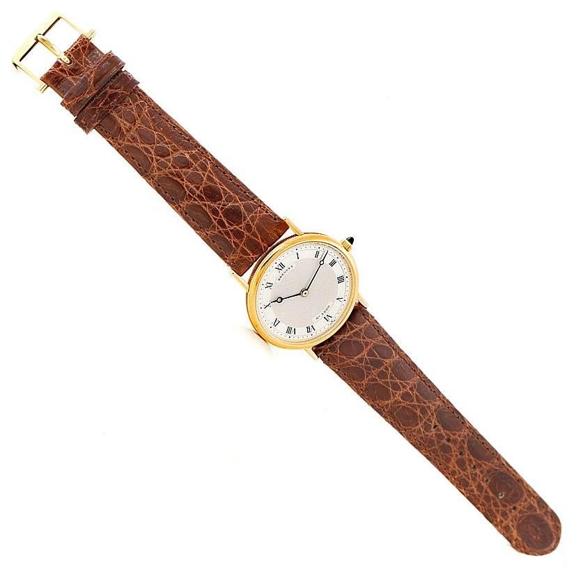 Breguet Classique 18K Yellow Gold Mens Watch 3200 SwissWatchExpo