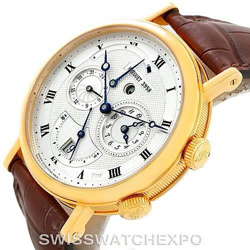 Breguet Classique Alarm Le Reveil du Tsar Yellow Gold Watch 5707 SwissWatchExpo
