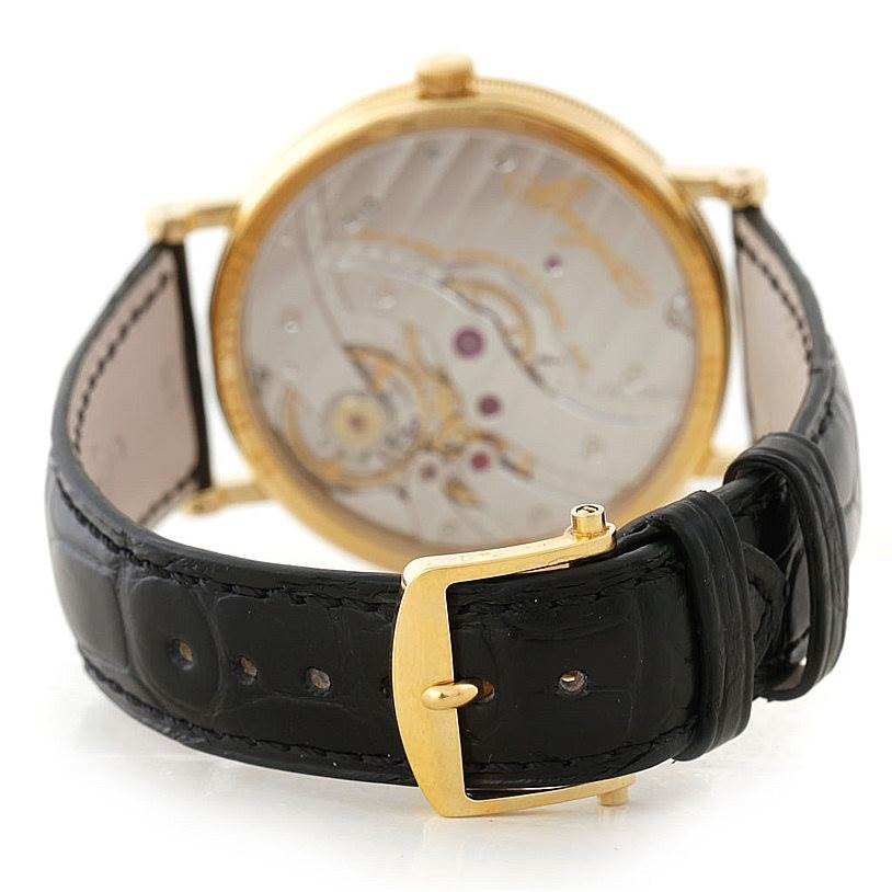 Breguet Classique 18K Yellow Gold Mens Watch 5967 SwissWatchExpo