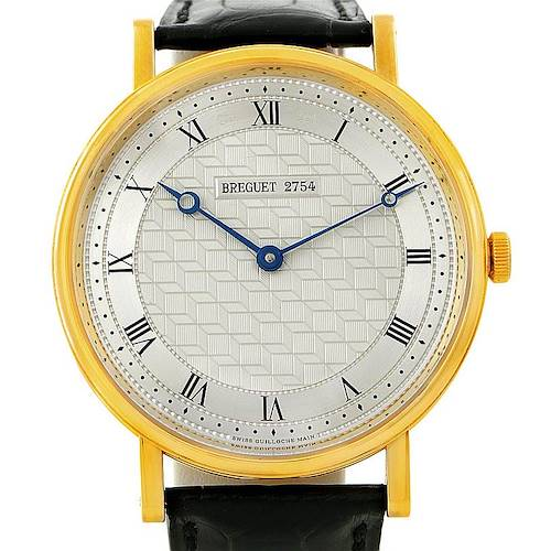 Photo of Breguet Classique 18K Yellow Gold Mens Watch 5967