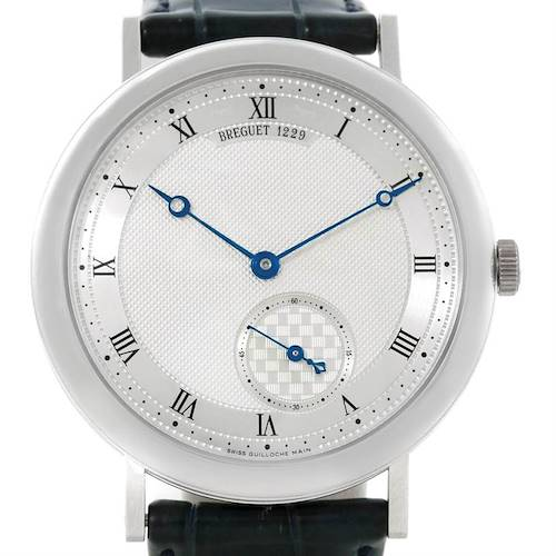 Photo of Breguet Classique 18K White Gold Automatic Mens Watch 5140