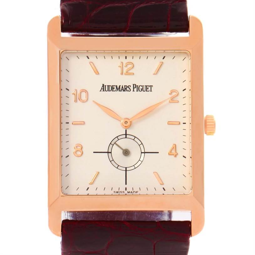 12128 Audemars Piguet 18K Rose Gold Limited Edition 50 Pieces Watch SwissWatchExpo