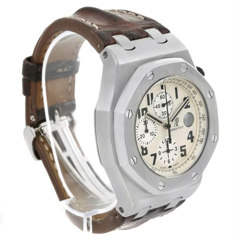Audemars Piguet Royal Oak Offshore Safari Watch 26170ST.OO.D091CR.01 SwissWatchExpo