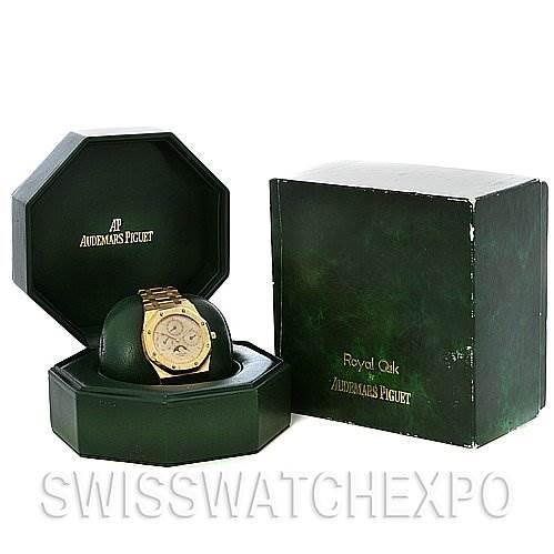 Audemar Piguet Royal Oak Perpetual Watch 25654ba.0.0944ba.01 SwissWatchExpo
