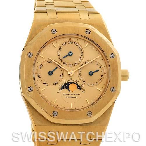 Photo of Audemar Piguet Royal Oak Perpetual Watch 25654ba.0.0944ba.01