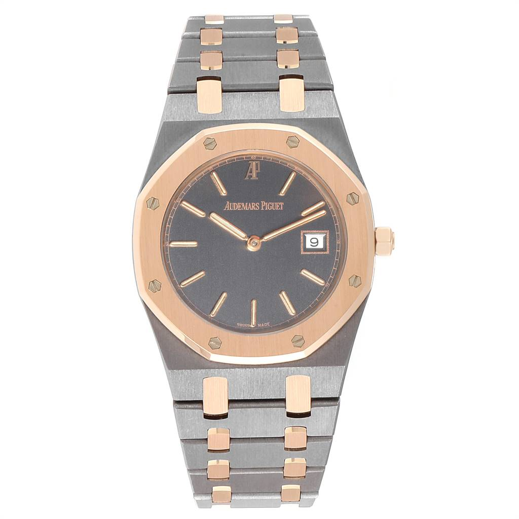 Audemars Piguet Royal Oak Tantalum Rose Gold Mens Watch SwissWatchExpo