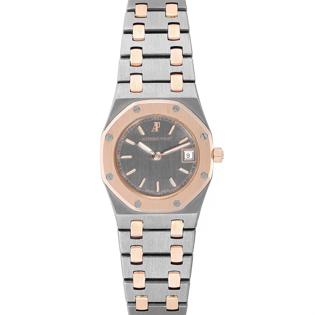 Audemars Piguet Royal Oak Tantalum Rose Gold Ladies Watch 59102 SwissWatchExpo