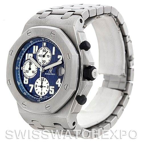 4680P Audemars Piguet Royal Oak Offshore 25721ST.OO.1000ST.09 Watch SwissWatchExpo