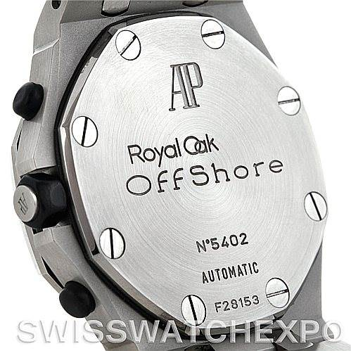 Audemars Piguet Royal Oak Offshore 25721ST.OO.1000ST.09 Watch SwissWatchExpo