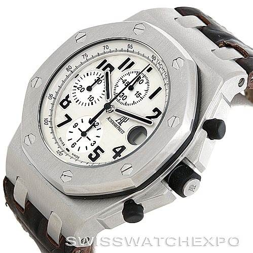 5970 Audemars Piguet Royal Oak Offshore 26020ST.00.D001IN.02 Watch SwissWatchExpo