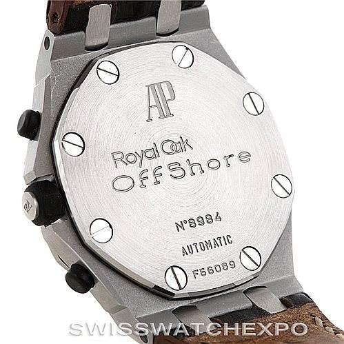 Audemars Piguet Royal Oak Offshore 26020ST.00.D001IN.02 Watch SwissWatchExpo