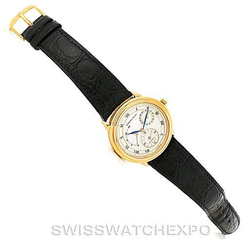 Audemars Piguet Dual Time GMT Power Reserve Watch 25685BA.0.0002 SwissWatchExpo