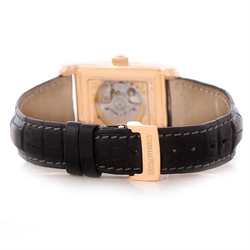 Audemars Piguet Edward Piguet Rose Gold Watch 25911OR.OO.D002CR.01 SwissWatchExpo