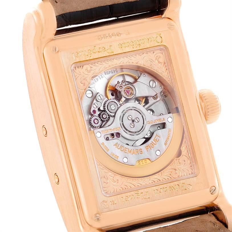 8273P Audemars Piguet Edward Piguet Rose Gold Watch 25911OR.OO.D002CR.01 SwissWatchExpo