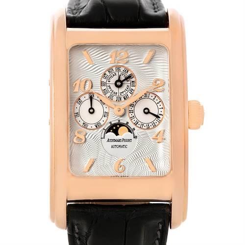 Photo of Audemars Piguet Edward Piguet Rose Gold Watch 25911OR.OO.D002CR.01