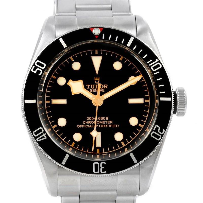 Tudor Heritage Black Bay Automatic Steel Watch 79230N Unworn SwissWatchExpo