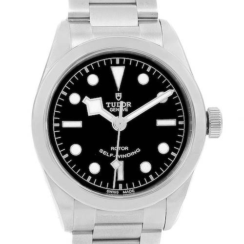 Photo of Tudor Heritage Black Bay 36 Steel Mens Watch 79500 Box Papers