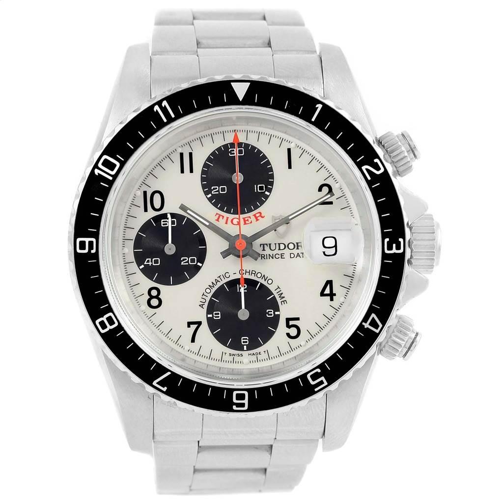 Tudor Tiger Woods Prince Chrono Panda Dial Watch 79270