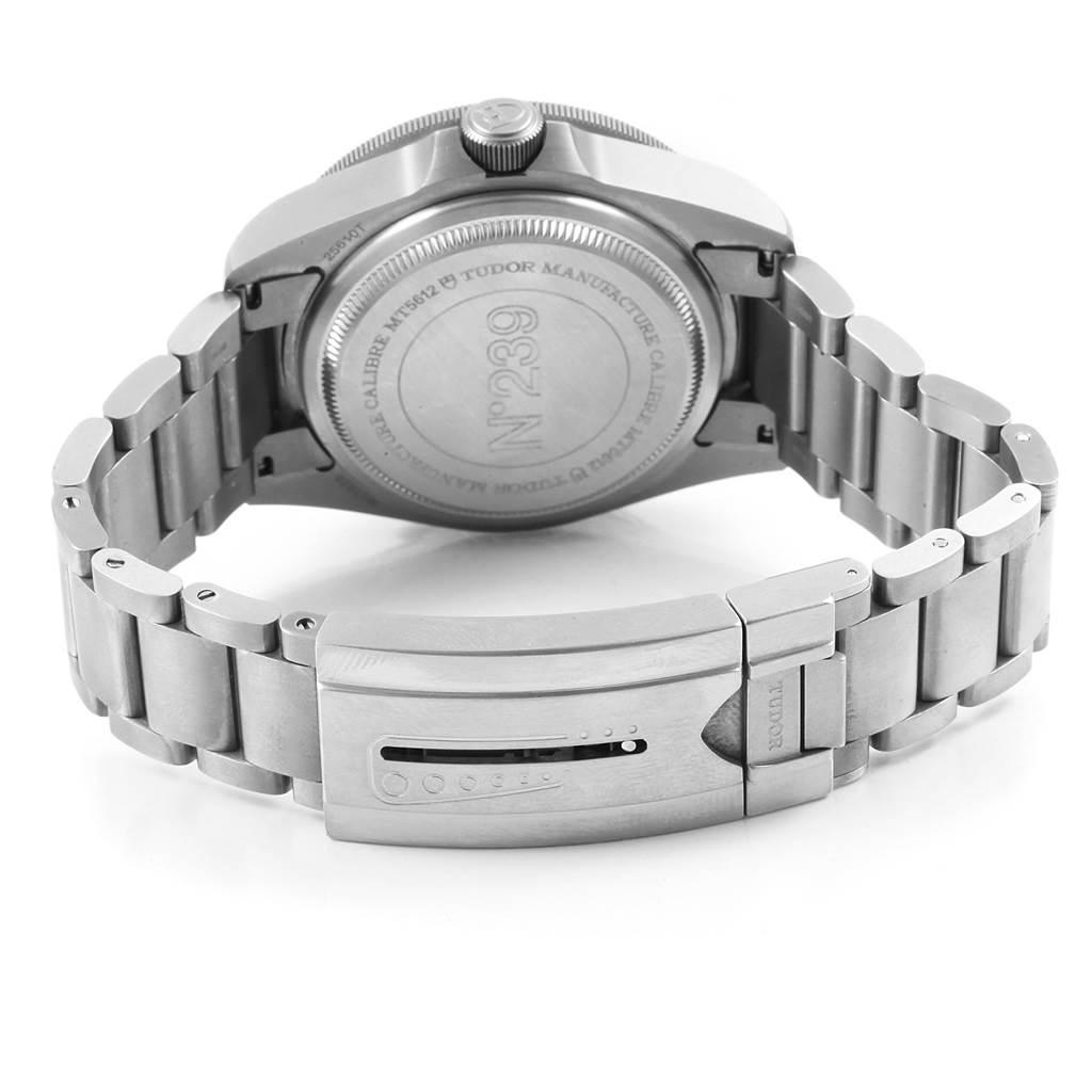 18122 Tudor Pelagos 42mm LHD Titanium Steel Mens Watch 25610 SwissWatchExpo