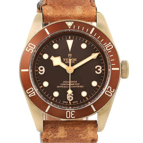 Photo of Tudor Heritage Black Bay Automatic Bronze Dial Mens Watch 79250