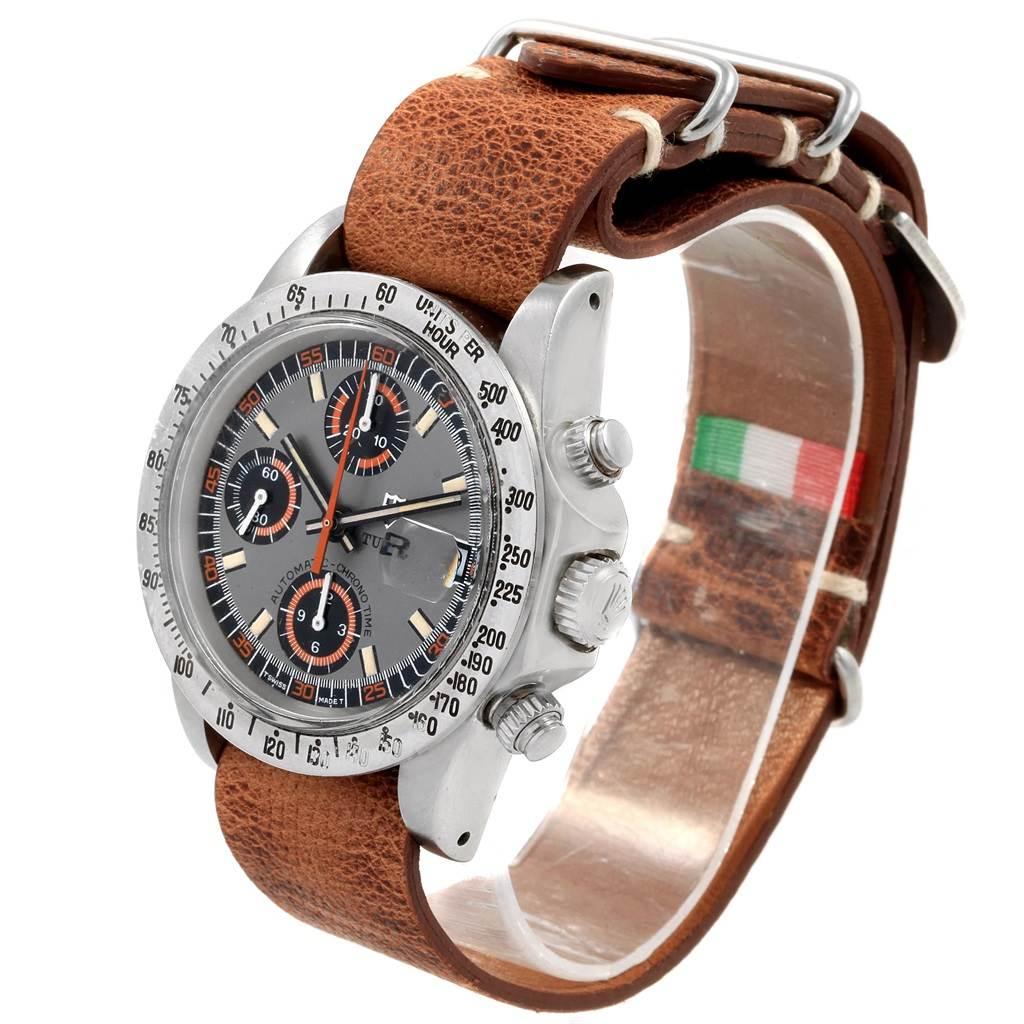 20355 Tudor Big Block Exotic Monte Carlo Vintage Mens Watch 94300 SwissWatchExpo