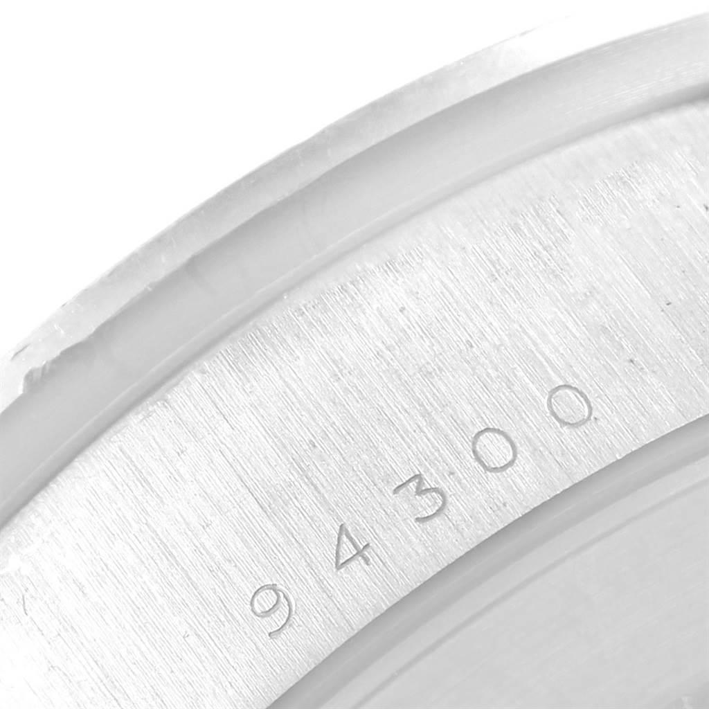 20354 Tudor Big Block Black Dial Steel Vintage Mens Watch 94300 SwissWatchExpo