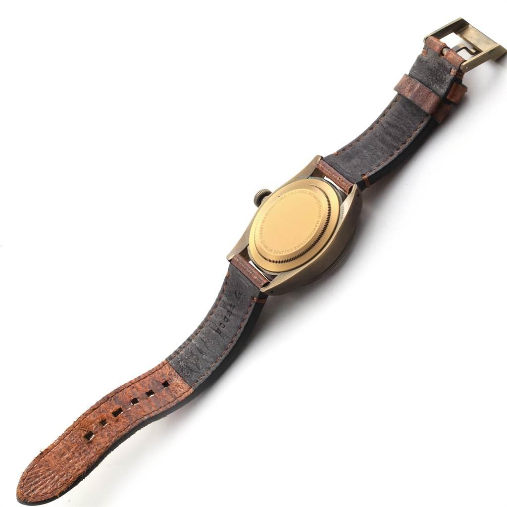 22447 Tudor Heritage Black Bay Bronze Dial Mens Watch 79250 Box Card SwissWatchExpo